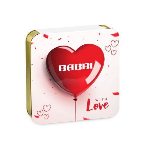 Waferini Oro Vaniglia e Nocciola Love Edition